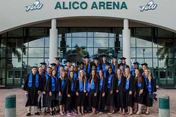 FGCU Graduation Reception