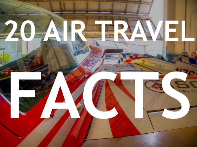 air travel facts