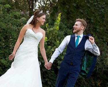 Becky and Phil Barnard Wedding