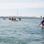 Kayaking 3-9-08