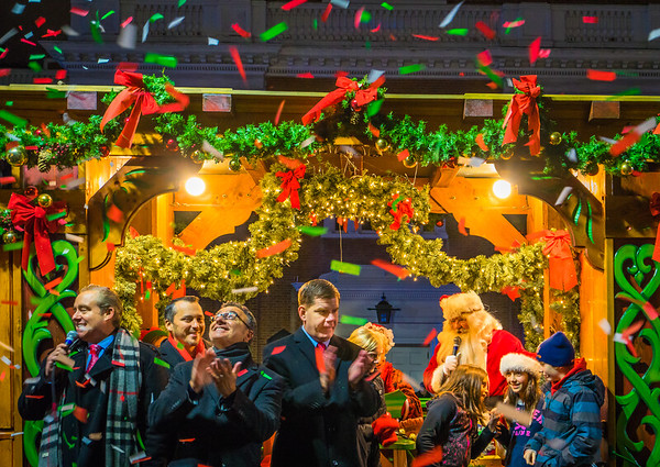 2014-12 | Trolley Tour & Tree Lighting on the Prado