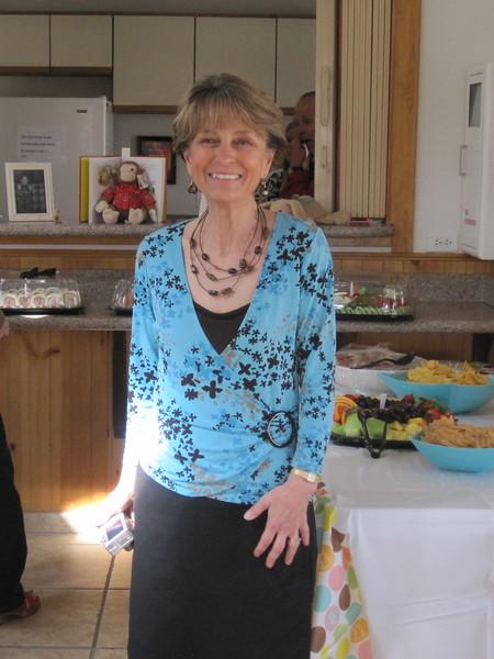 Kristie's Baby Shower March 2011