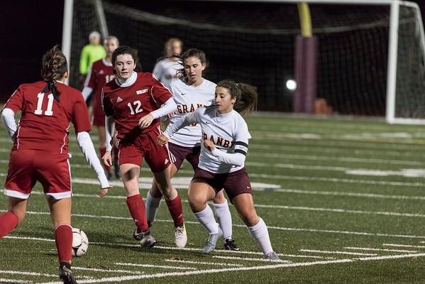2017_11_09 GMHS Girls Soccer vs Wolcott