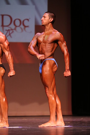 PreJudging Men's Bodybuilding