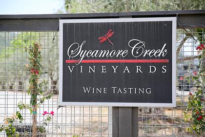 Sycamore Creek Vineyards Morgan Hill, CA