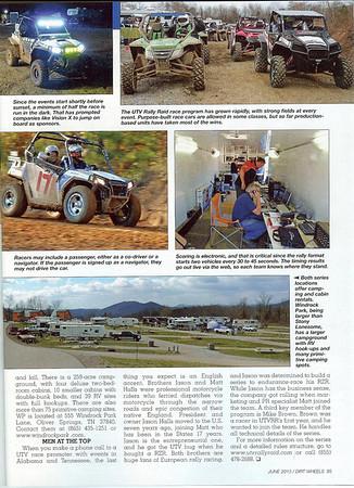 UTVRR Dirt Wheels June 2013