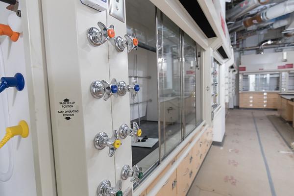 Chemistry Biology Building January 2018