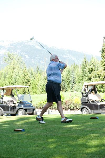 Chateau Whistler Golf Club - Day 3