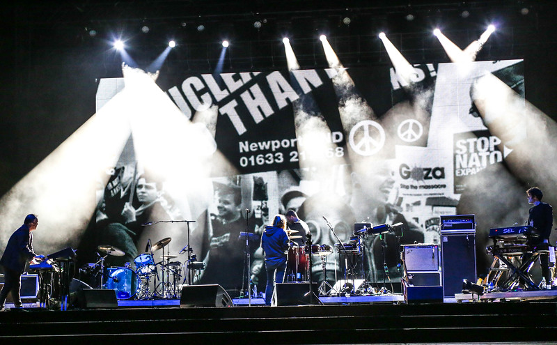 PORTISHEAD, ART LOOP FESTIVAL , Sapot, Poland,  2014