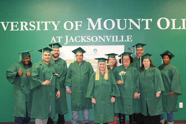 Jacksonville Graduation Reception - Fall 2018