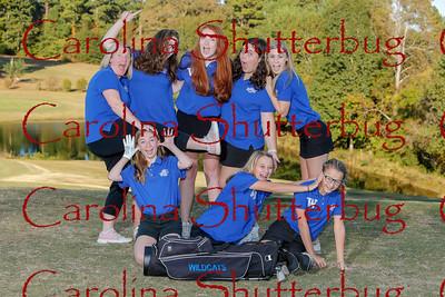 2018 Woodmont Girls Golf