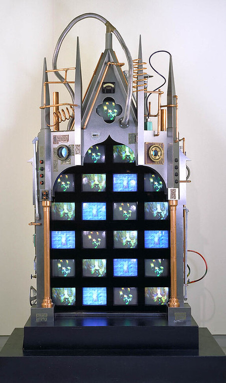 "Nam Jun Paik, ""Technology"" (1991)"