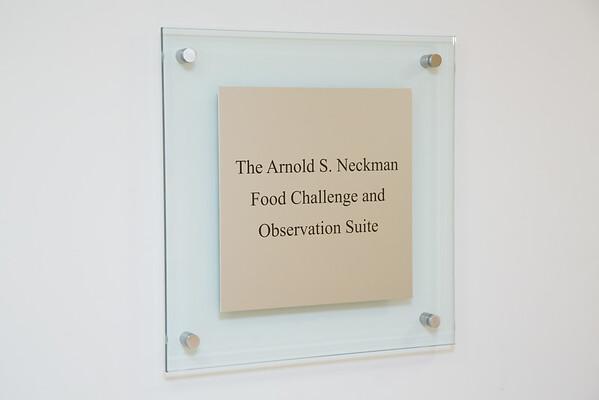Arnold S. Neckman Dedication