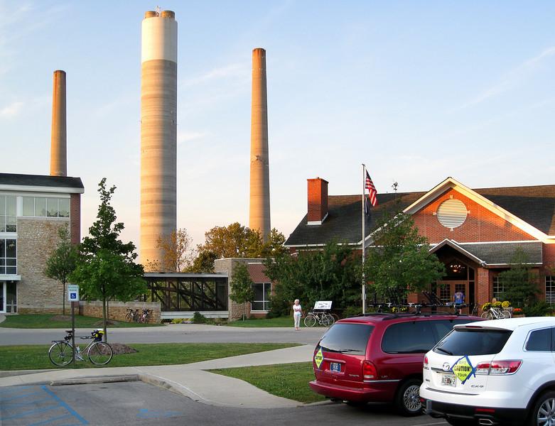 The Clifty Inn, Indiana.