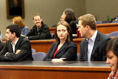 2012 Moot Court Competition Legal Ethics & Professionalism