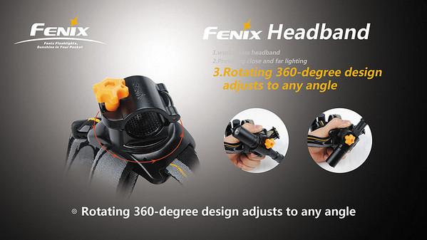 Fenix Headband
