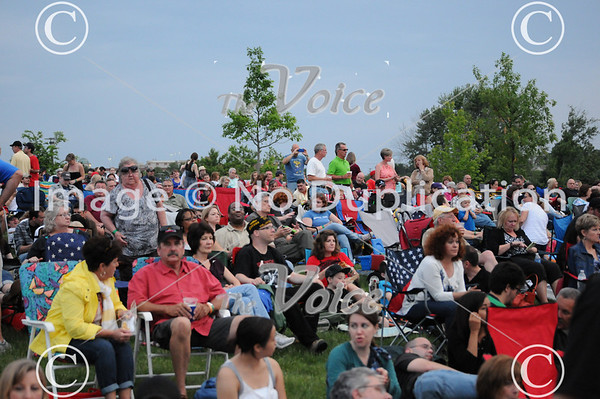Blues on the Fox with Buddy Guy at the new RiverEdge Park in Aurora, Ill 6-15-13