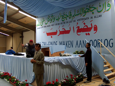 24th Annual Convention, Preparations