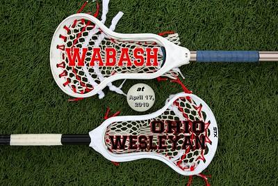 2019 Wabash at Ohio Wesleyan (04-17-19)
