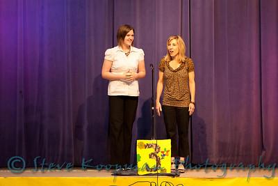 2011 Holy Family 7-8 Grade Play