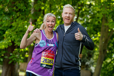26/4/19 - Virgin Money London Marathon Preview