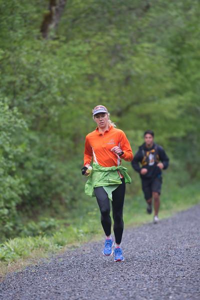 Bib-less runners