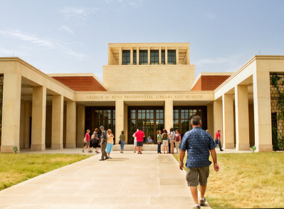 George W Bush Library
