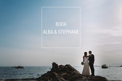Alba & Stephane