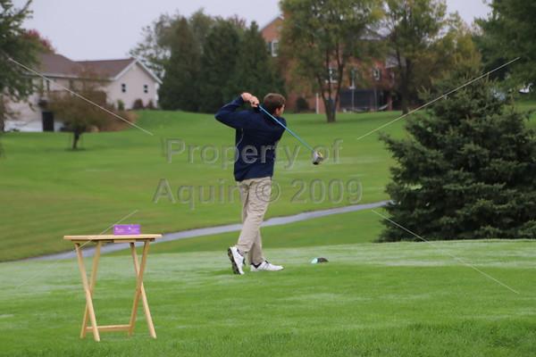 golf at regionals . 10.2.18