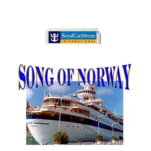 Cruise - Honeymoon Cruise - Song of  Norway