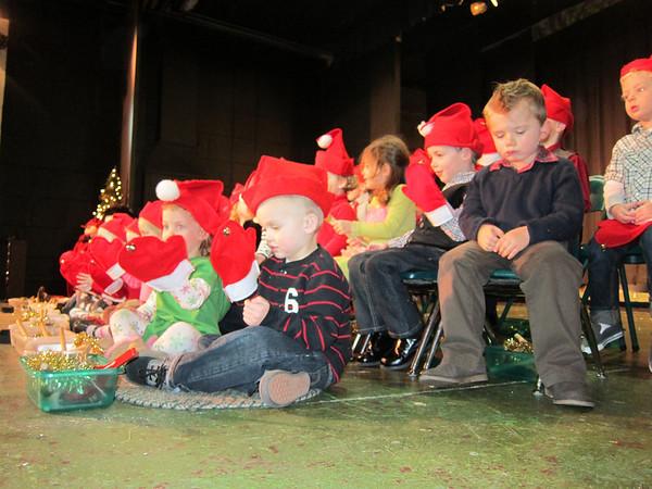 Ketch's Christmas Program