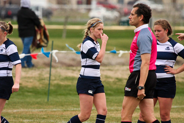 DI College Womens Rugby Playoffs