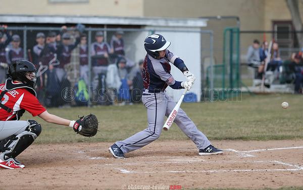 Seneca Indians Baseball 4-2-18