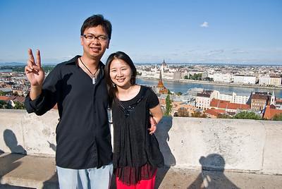Eastern Europe Sept 2008