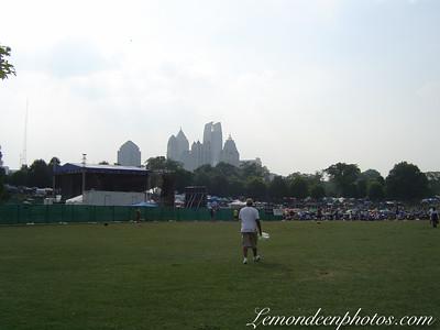Festival de Jazz à Atlanta