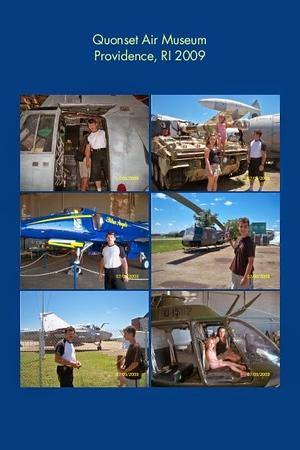 RI, Providence - Qanset Air Museum