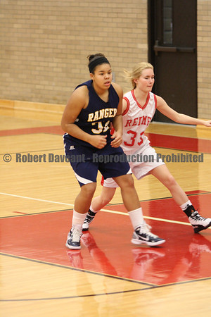 NR Girls Varsity Basketball Jan 2010-11