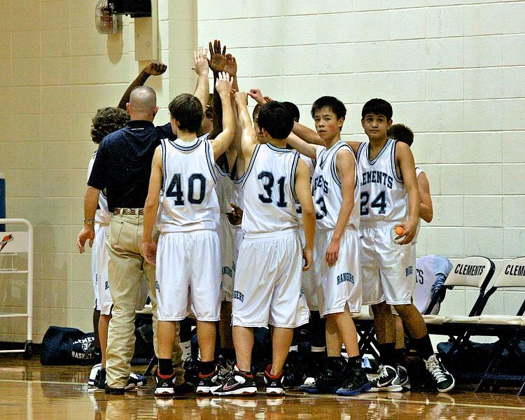 31-Jan-2011 Freshmen B vs Willowridge