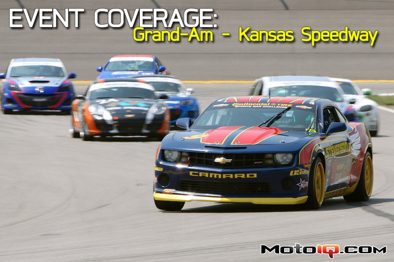 Grand-Am Road Racing at Kansas Speedway
