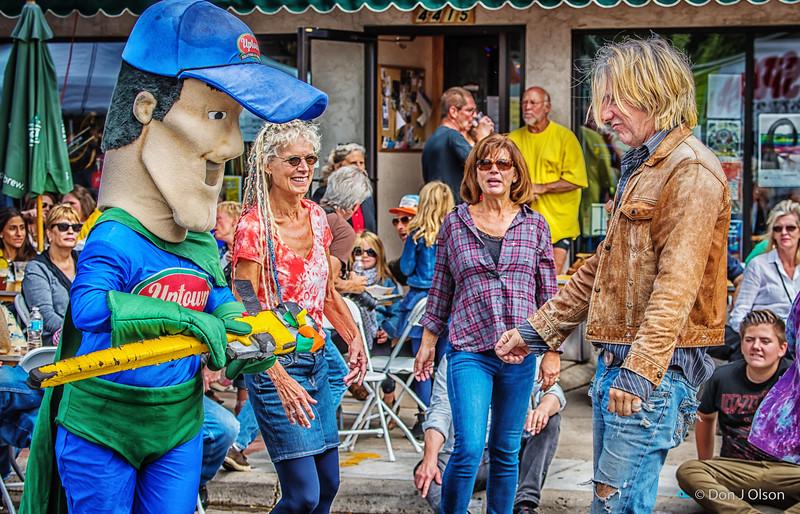 Nicolett open streets party 2015