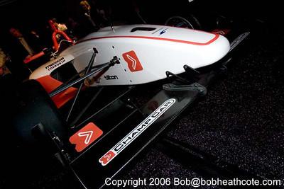 2006 Champ Car Atlantics Unveiling at Peterson Museum