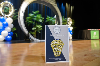 Class of 2019 Ring Ceremony