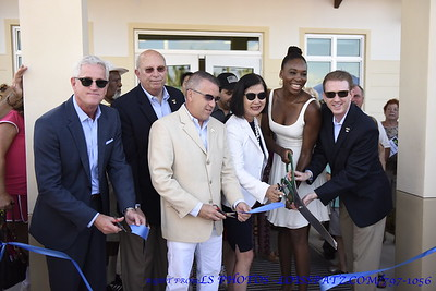 Venus Williams Wellington Tennis Center Grand Opening