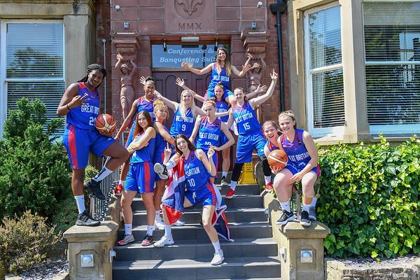 Great Britain U20 Women - Media Day