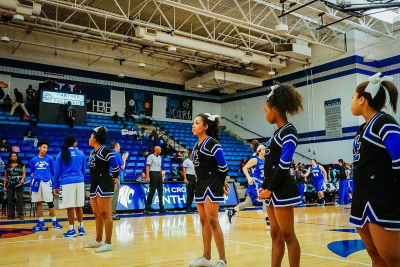 Lady Panthers Varsity vs  Weatherford 01-12-16-2