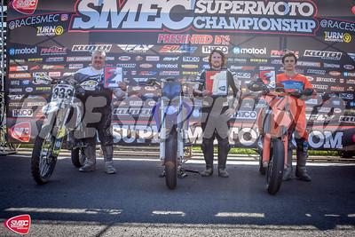 2019 SMEC Round 4 Englishtown | Podium