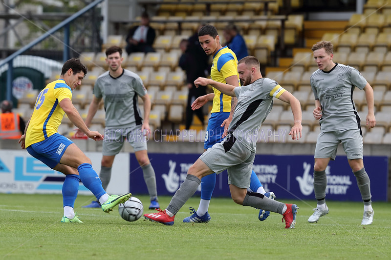 CHIPPENHAM TOWN V TORQUAY UNITED MATCH PICTURES 7th AUGUST 2021