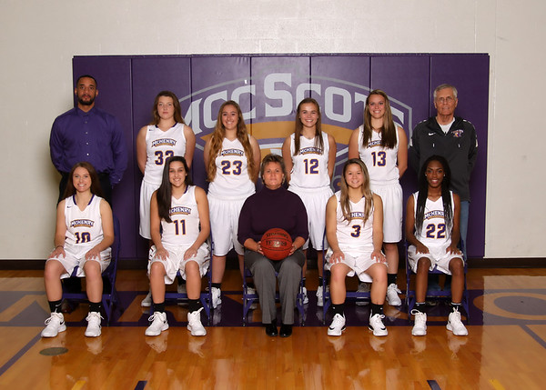 2017-18 MCC WOMENS BASKETBALL TEAM PHOTOS