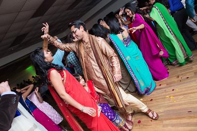 Patel Diwali Party
