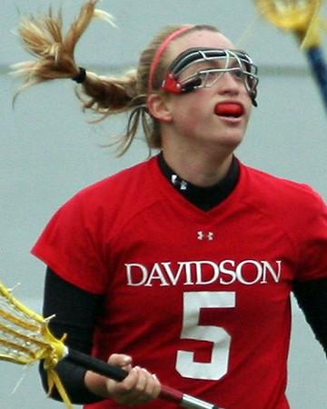 Davidson Lacrosse Seniors 2008